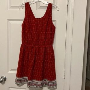 Divided size 14 dress